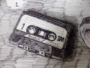 Casette tape