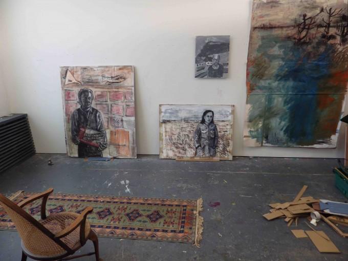 New Portraits in the studio