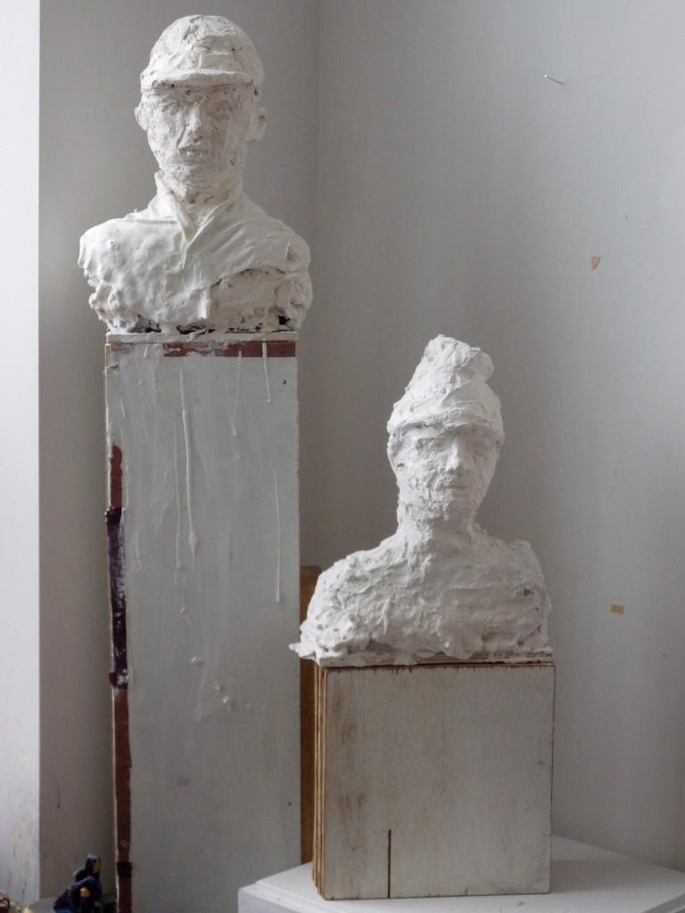 boatbuilders sculptures
